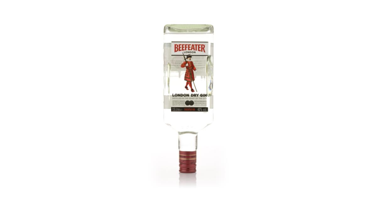 Beefeater London Dry Gin 15l Master Of Malt