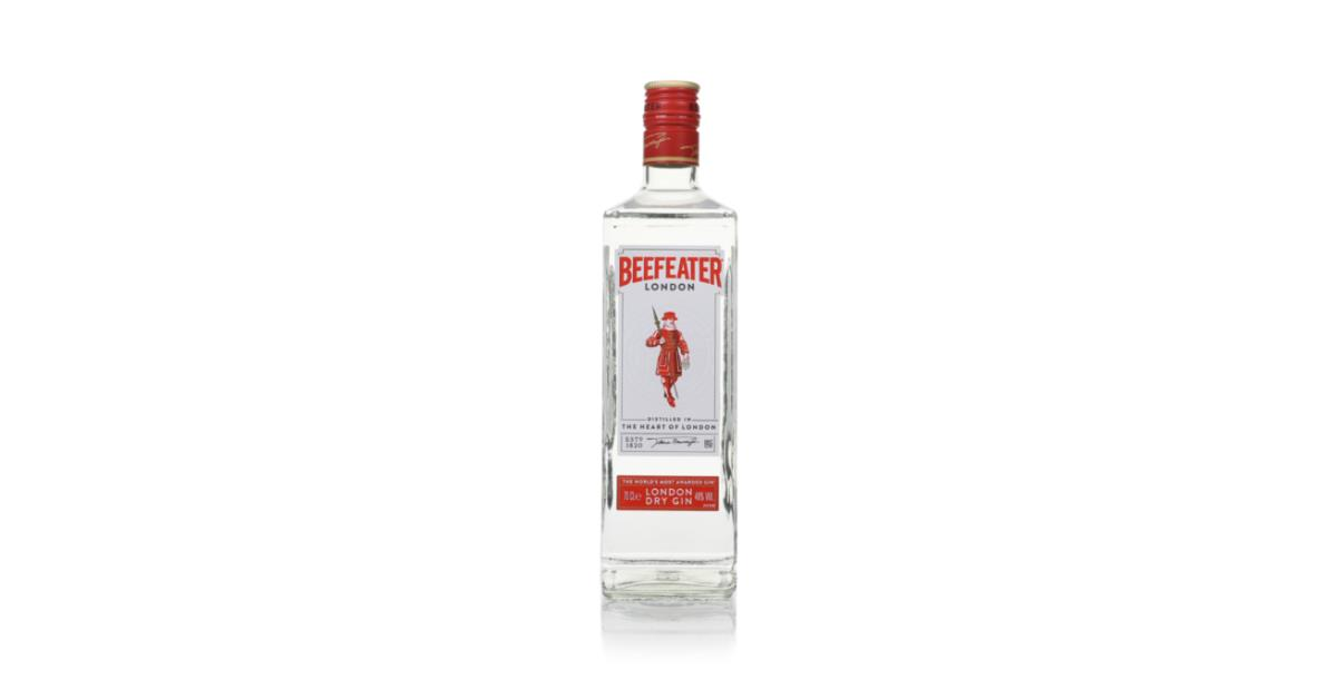 Beefeater London Dry Gin Master Of Malt