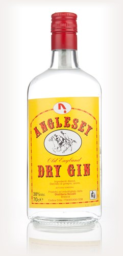 Anglesey Old England Dry Gin - 2000s