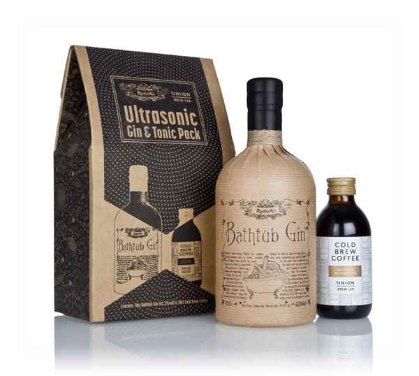 Bathtub Gin Ultrasonic Gin & Tonic Pack