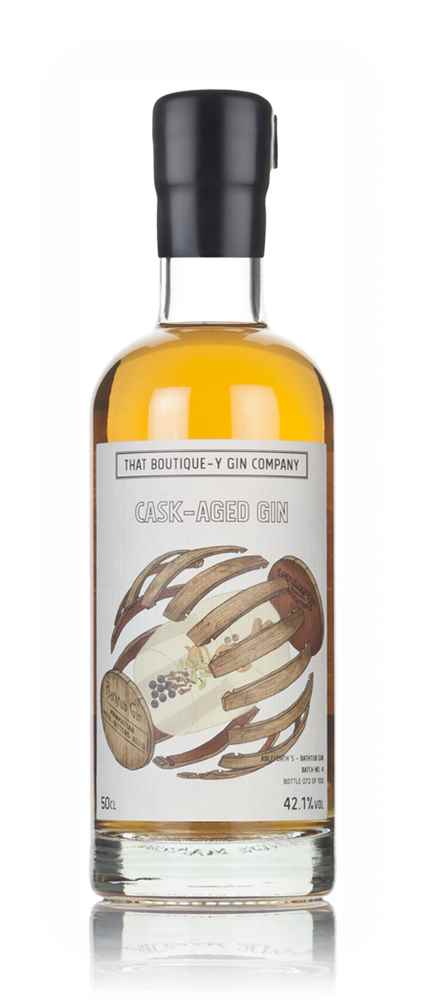 Single Cask Bathtub Gin - Manhattan Meta-Bitters Cask (That Boutique-y Gin Company)