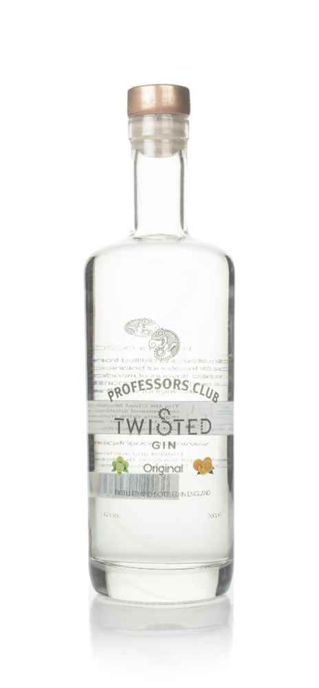 Professors Club Twisted Gin