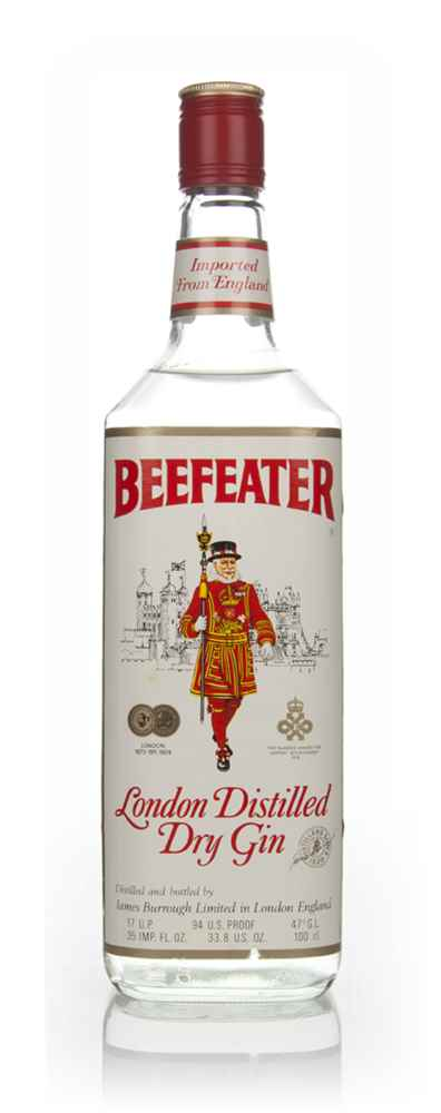 Beefeater London Dry Gin 100cl - 1970s