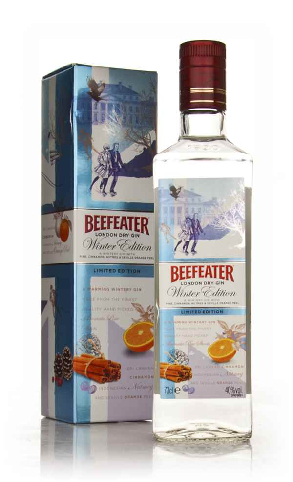 Beefeater Winter Edition Gin