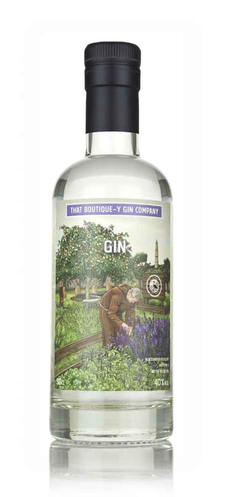 Monastic Gin - Blackwater (That Boutique-y Gin Company)