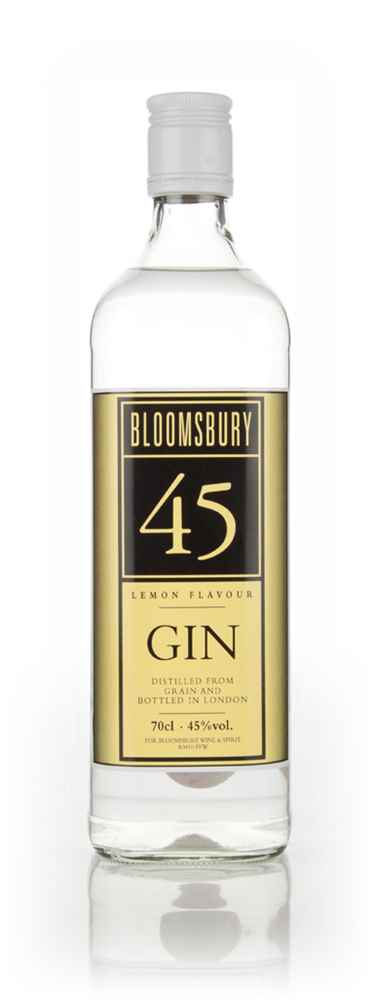 Bloomsbury Lemon Gin