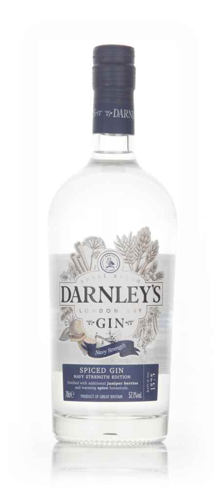 Darnley's Navy Strength Spiced Gin
