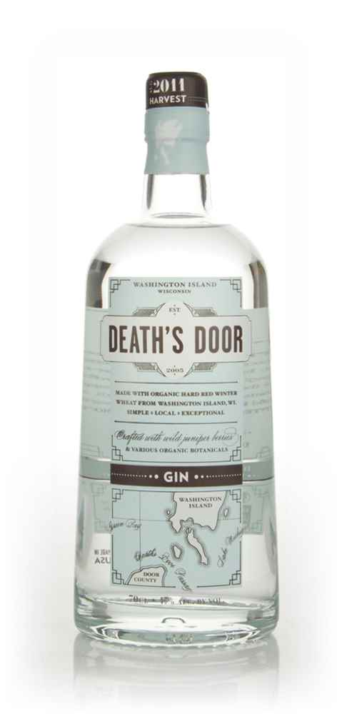 Death's Door Gin 2011 Harvest