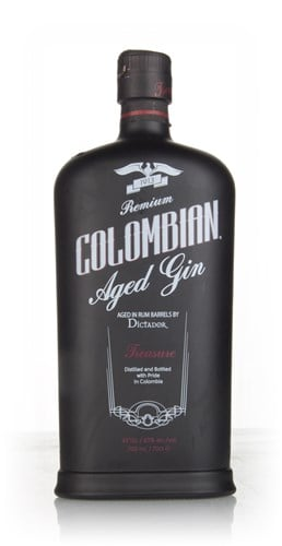Dictador Premium Colombian Aged Gin - Treasure