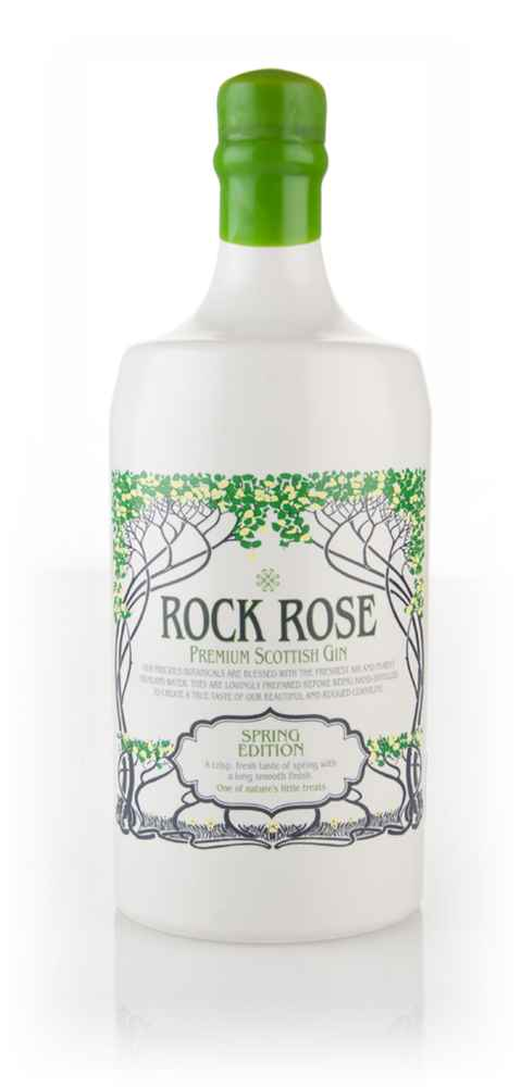 Rock Rose Gin - Spring Edition