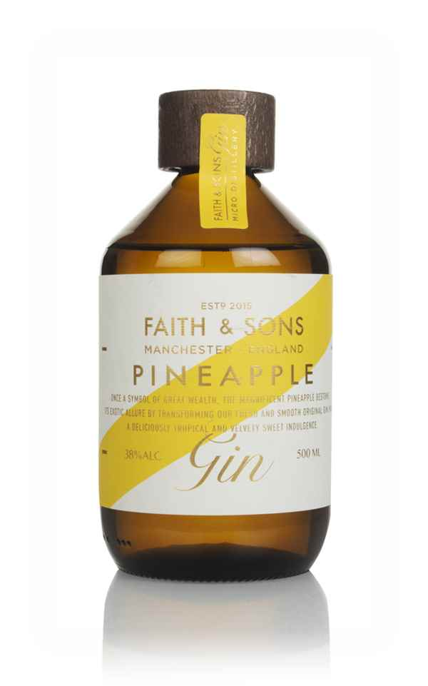 Faith & Sons Organic Pineapple Gin