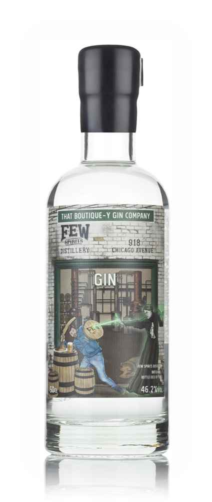 Botanical Democracy Gin - FEW Spirits (That Boutique-y Gin Company)