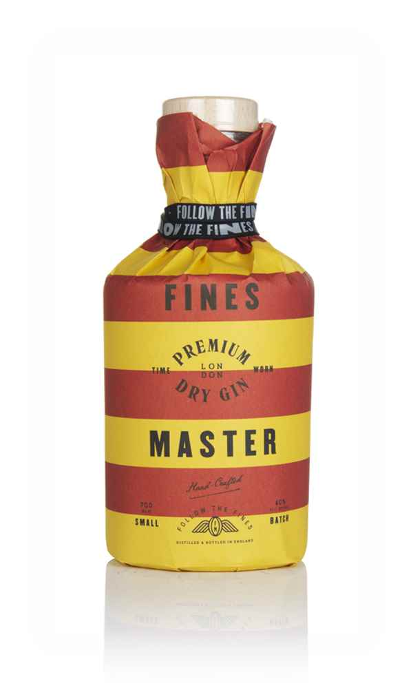 Fines Master London Dry Gin
