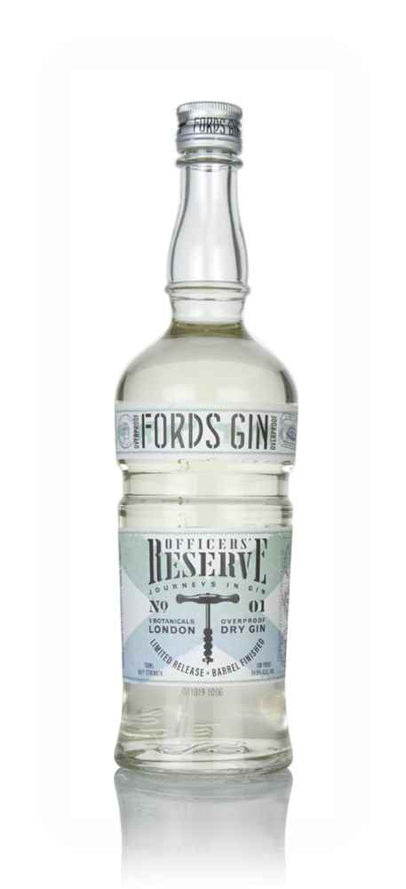 Fords Gin Officers' Reserve