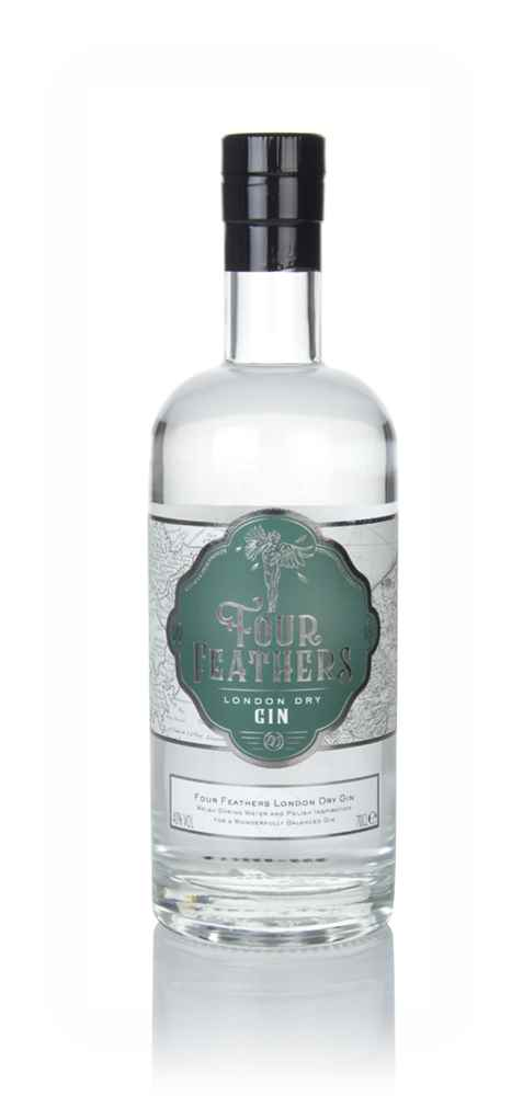 Four Feathers London Dry Gin