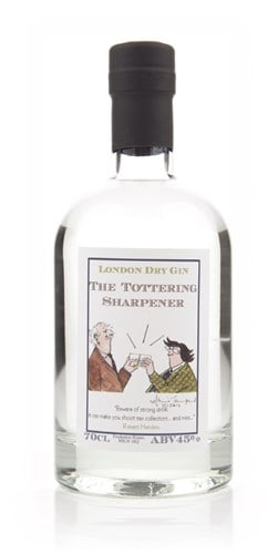 The Tottering Sharpener Gin