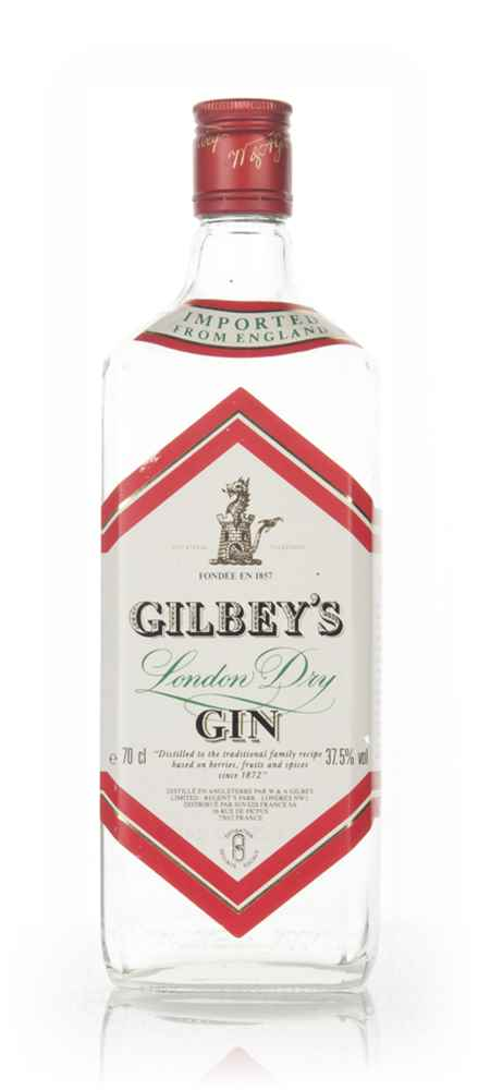 Gilbey's London Dry Gin - post 1999