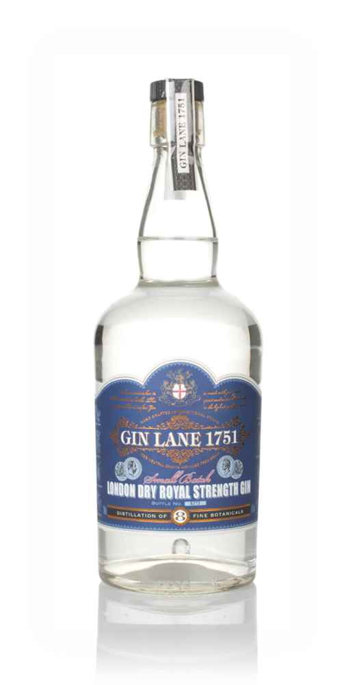 Gin Lane 1751 London Dry Royal Strength Gin