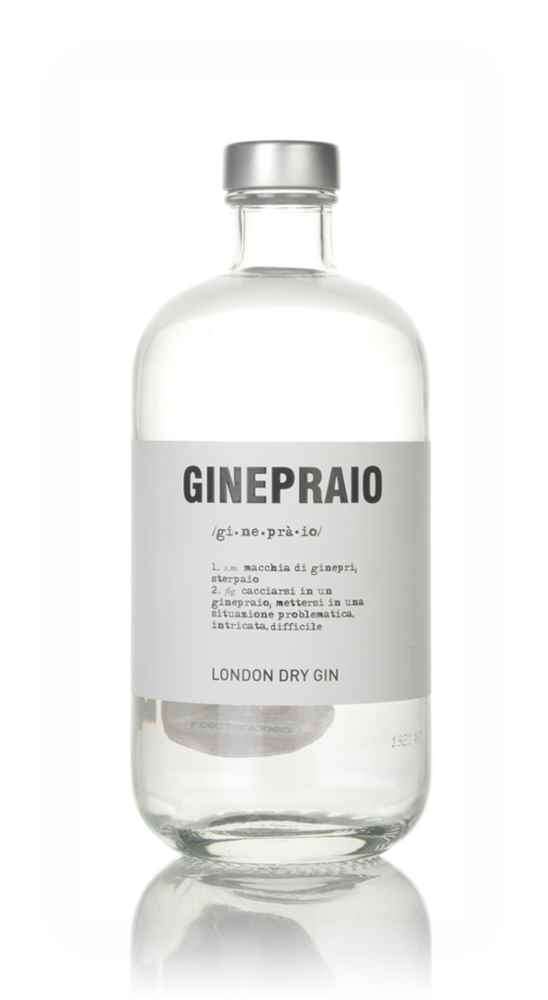 Ginepraio London Dry Gin
