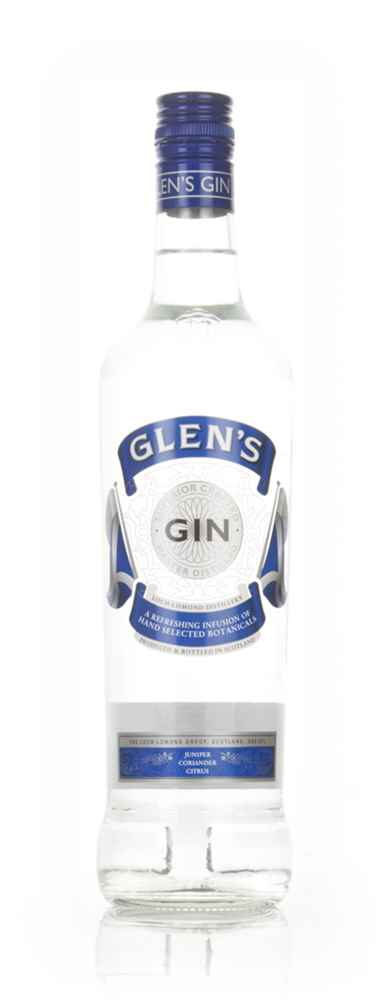 Glen's London Extra Dry Gin
