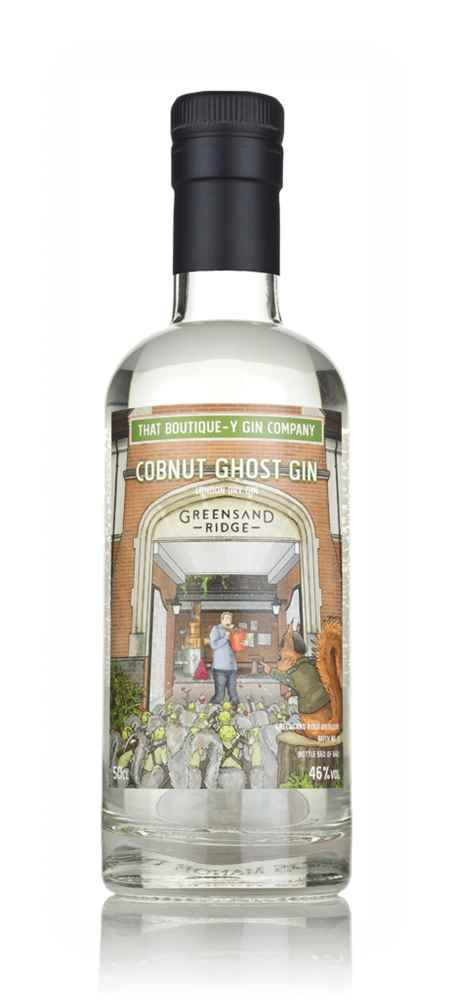 Cobnut Ghost Gin - Greensand Ridge (That Boutique-y Gin Company)