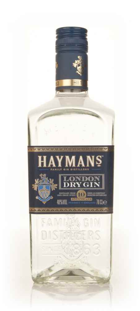 Hayman's London Dry Gin (40%)
