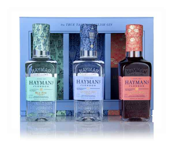 Hayman's Gin Triple Pack (3 x 20cl)