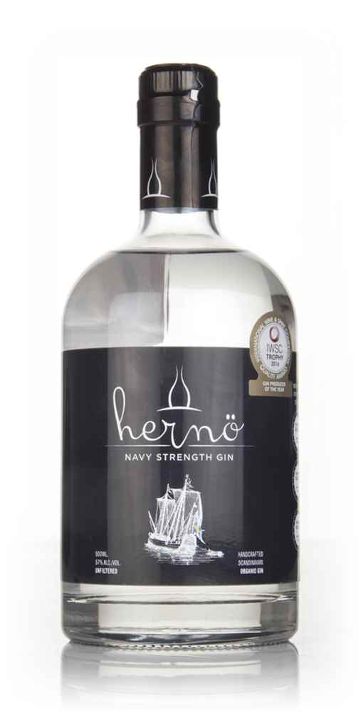 Hernö Navy Strength Gin