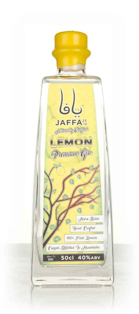 Jaffa 2512 Fresh Lemon Gin