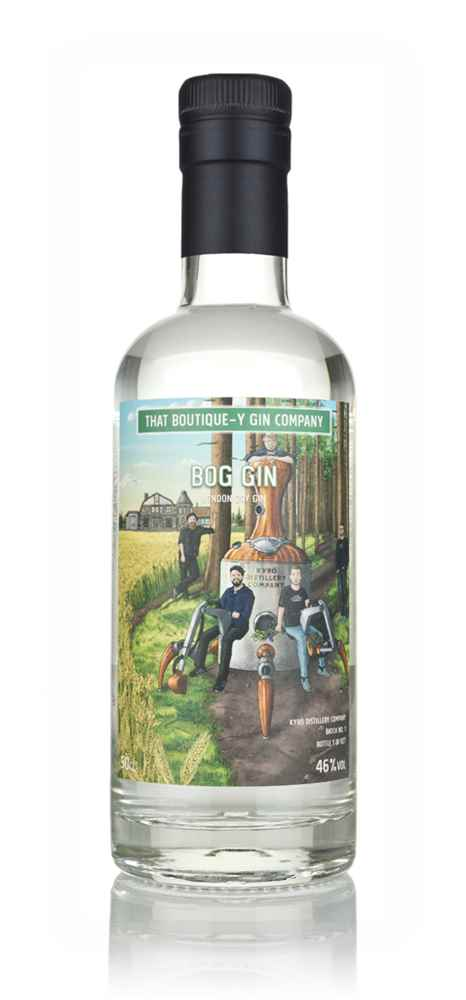 Bog Gin - Kyrö Distillery Company (That Boutique-y Gin Company)