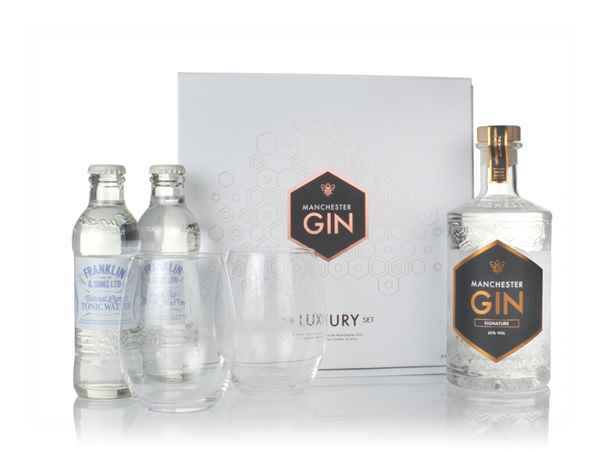 Manchester Gin Gift Pack