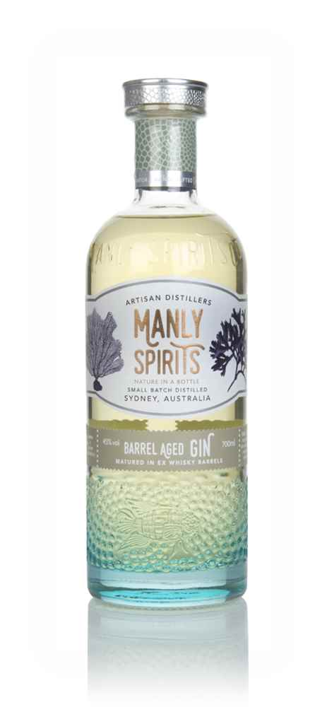 Manly Spirits Co. Barrel Aged Gin