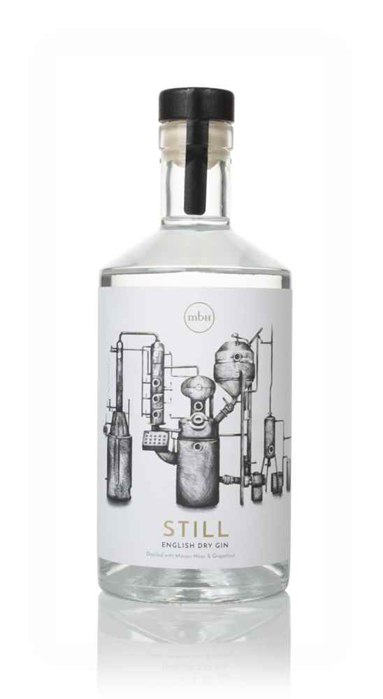 Still English Dry Gin