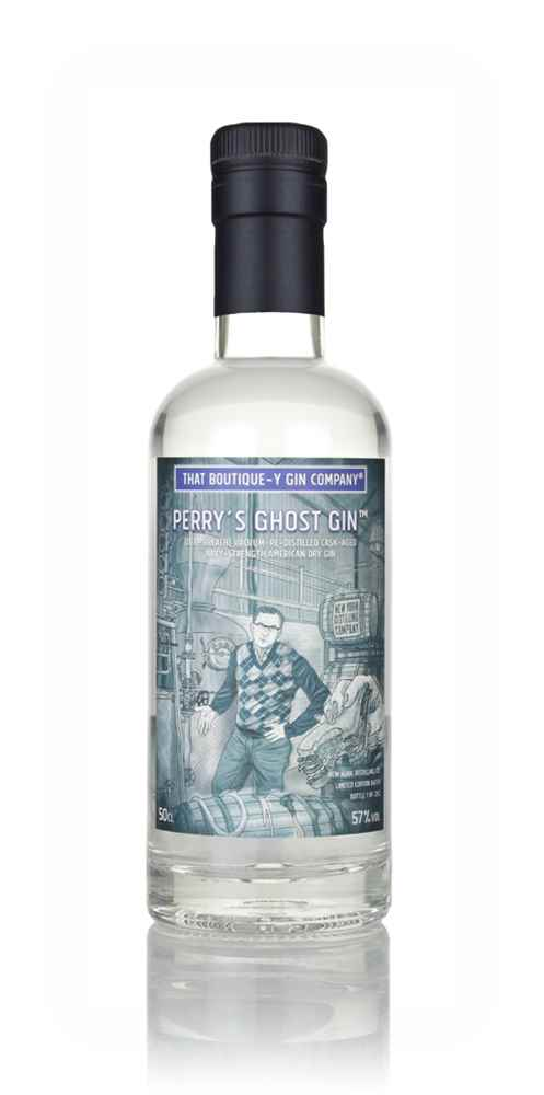 Perry's Ghost Gin - New York Distilling Company (That Boutique-y Gin Company)