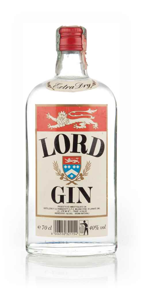 Lord Gin (70cl) - 1980s
