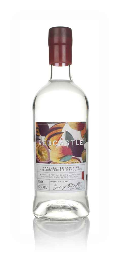 Redcastle Passion Fruit & Mango Gin