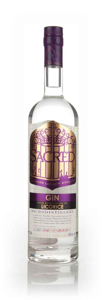 Sacred Licorice Gin