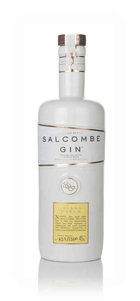 Salcombe Gin Island Queen - Voyager Series