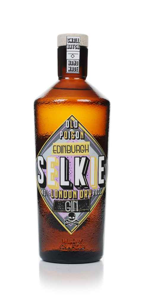 Selkie London Dry Gin