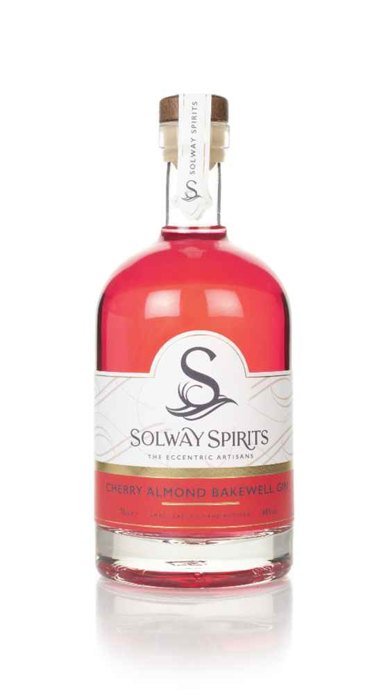 Solway Cherry Almond Bakewell Gin
