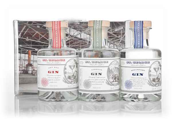 St. George Gin Triple Pack
