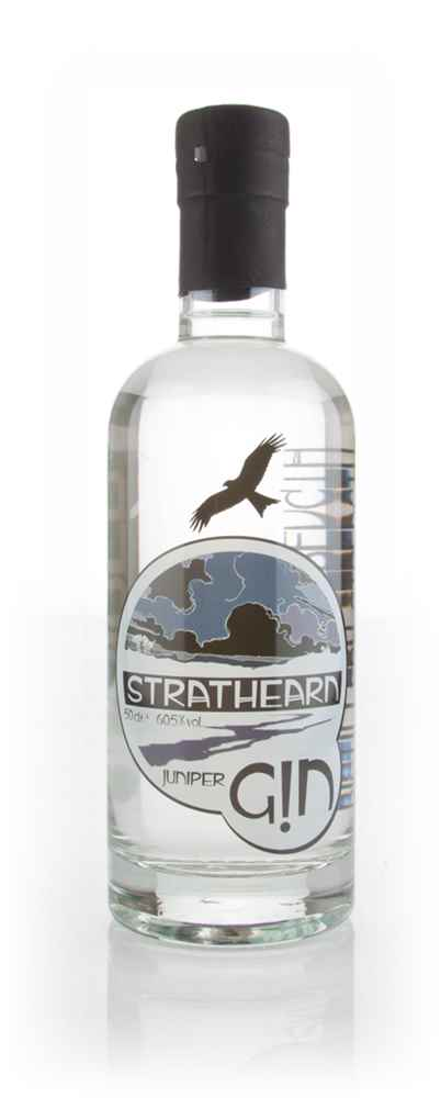 Strathearn Juniper Gin - Distillery Strength