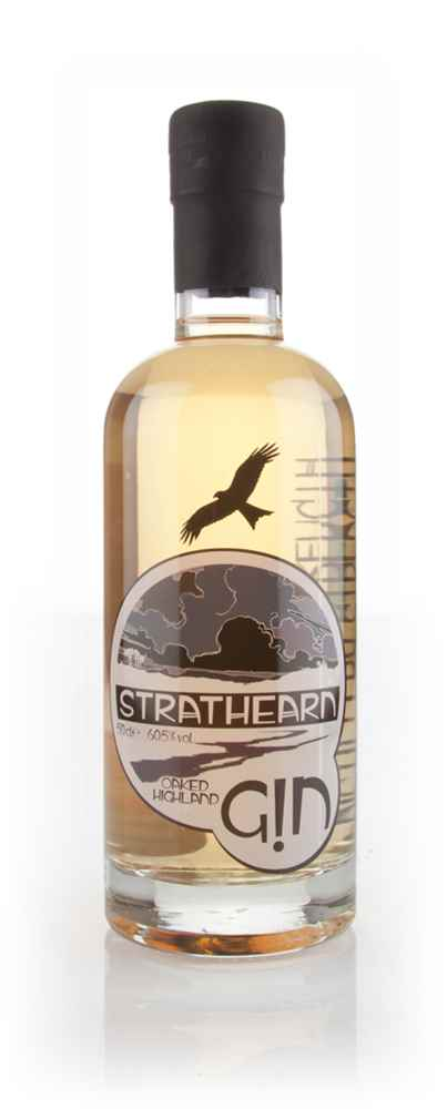Strathearn Oaked Highland Gin - Distillery Strength