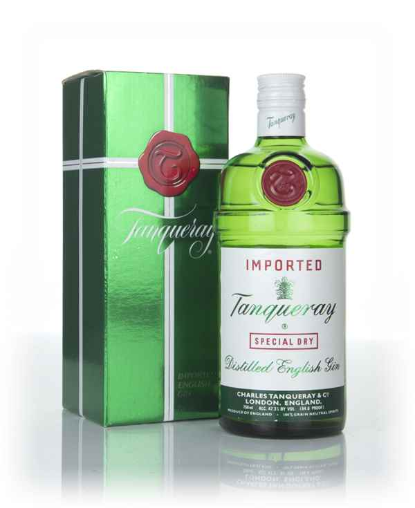 Tanqueray Special Dry - 1980s