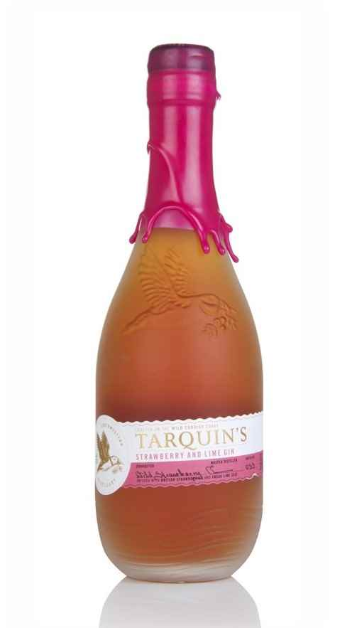 Tarquin's Strawberry and Lime Gin