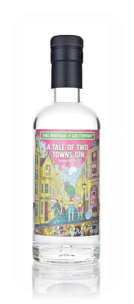 A Tale of Two Towns Gin (That Boutique-y Gin Company)