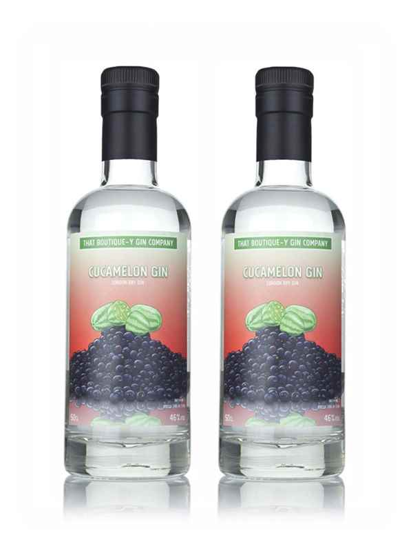 Cucamelon Gin (That Boutique-y Gin Company) - Gin Twin Bundle
