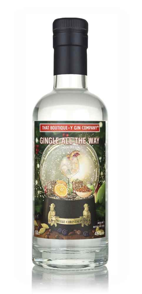 GINgle All The Way (That Boutique-y Gin Company)