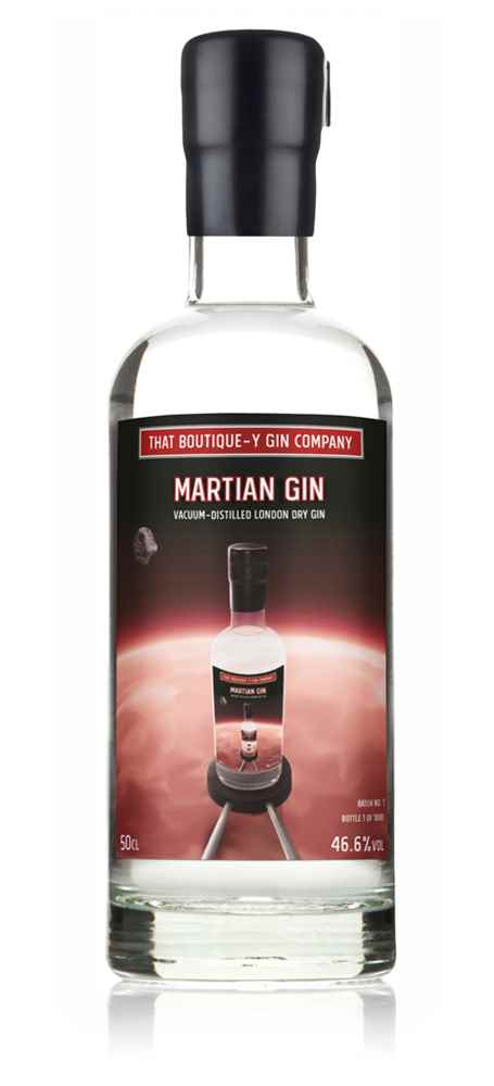 Martian Gin - (That Boutique-y Gin Company)