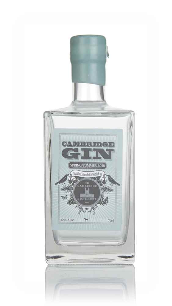 Cambridge Seasonal Gin - Spring/Summer 2018